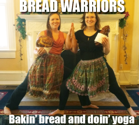 Bread-Warriors